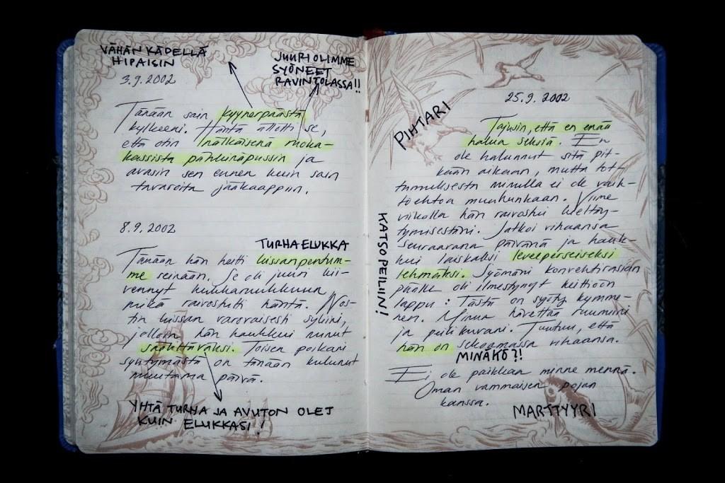 KoutaniemiPäiväkirja